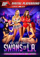 Tasha Reign in Swans Of LA Season One  2 Disc Set