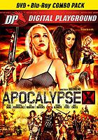 Apocalypse X DVD + Blu ray Combo Pack
