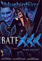 Batfxxx Dark Night  2 Disc Set Cover