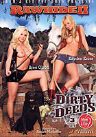 Bree Olson in Rawhide 2  3 Disc Set