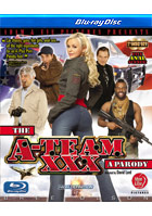 Bree Olson in The A Team XXX A Parody  1 Blu ray 1 DVD Set