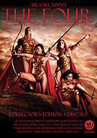 The Four  Collectors Edition 4 Disc Set DVD