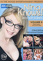 Nina Knows! Best Of Series 5: Masturbation Foot Fun & Toys - 2 Disc Set