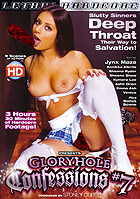 Jynx Maze in Gloryhole Confessions 7