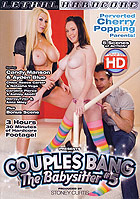 Amia Miley in Couples Bang The Babysitter 5