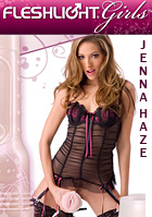 Jenna Haze in Fleshlight Girls Jenna Haze + 50ml Gleitgel gratis