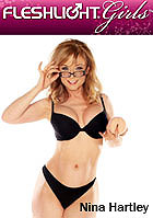 Nina Hartley in Fleshlight Girls Nina Hartley + 50ml Gleitgel grat