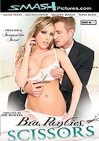 Tasha Reign in Bra Panties Scissors