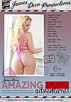 James Deens Amazing Anal Adventures 2 Disc Set