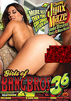 Girls Of Bangbros 36 Jynx Maze DVD