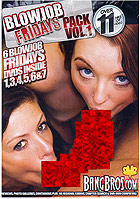 Blowjob Fridays Pack - 6 Disc Set