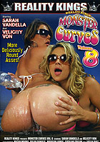 Monster Curves 8 DVD