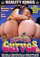 Monster Curves 10 DVD