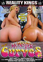 Monster Curves 15 DVD