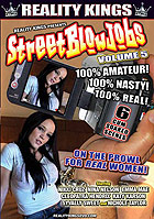 Street Blowjobs 5 DVD