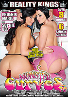 Monster Curves 20 DVD