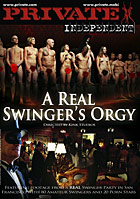 Private Independent  A Real Swingers Orgy DVD