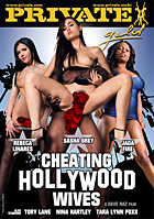 Nina Hartley in Gold  Cheating Hollywood Wives