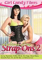 Lesbian Love Strap Ons 2