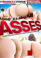 Calling All Asses DVD