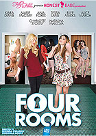 Four Rooms Los Angeles DVD