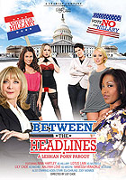 Nina Hartley in Between The Headlines A Lesbian Porn Parody