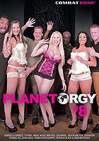 Planet Orgy 8 DVD