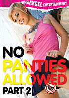 No Panties Allowed 2 DVD