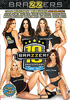 Brazzers 10th Anniversary 2004 2014  2 Disc Collec DVD