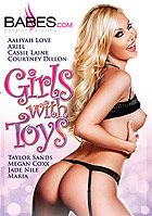 Girls With Toys DVD
