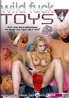 Wild Fuck Toys 4 DVD