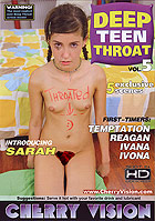 Deep Teen Throat 5 DVD