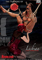 The Training Of O Lesbian DVD