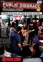 Public Disgrace Free For All At The Steak House DVD