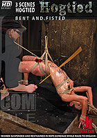 Hogtied Bent And Fisted DVD