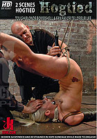 Hogtied Tough Blonde Bombshell Fan Favorite Lorele DVD