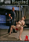 Hogtied: Hot Petite Redhead Jessie Takes It Like A Champ