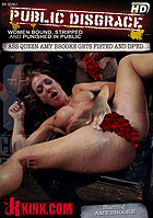 Public Disgrace Ass Queen Amy Brooke Gets Fisted A DVD
