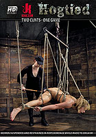 Hogtied Two Cunts  One Game DVD