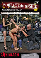 Public Disgrace Fucked In A Biker Bar And Used As  DVD