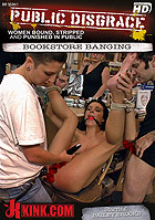 Public Disgrace Bookstore Banging DVD