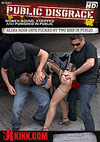 Public Disgrace: Alina Rose Gets Fucked By Two Men In Public