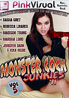 Monster Cock Junkies 5 DVD
