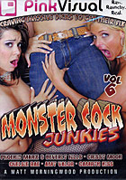 Monster Cock Junkies 6 DVD