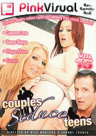 Couples Seduce Teens 15 DVD