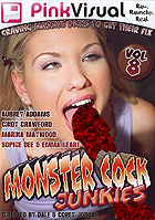 Monster Cock Junkies 8 DVD