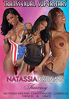 Transsexual Superstars Natassia Dreams DVD