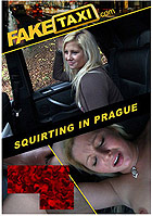 Squirting In Prague by Fake Taxi