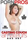 Casting Couch Amateurs - 4 Disc Boxset