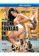 Fuck Favelas In Rio  Blu ray Disc DVD